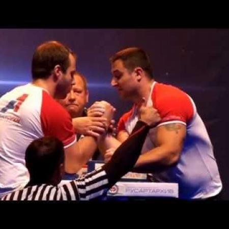Ivan MATYUSHENKO vs Krasimir KOSTADINOV (A1 RUSSIAN OPEN 2013)